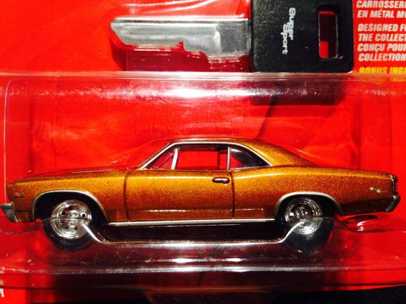 Johnny Lightning Chevy Chevelle Ss 1967 Cerrado En Blister