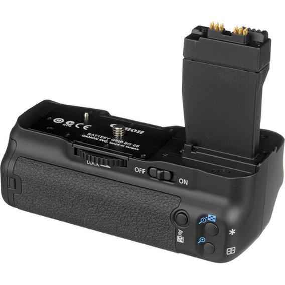 Grip De Bateria Pra Canon 60d Novo