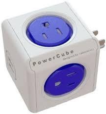 Imagen 1 de 4 de Regleta De Corriente Powercube - 4200 Original Usb
