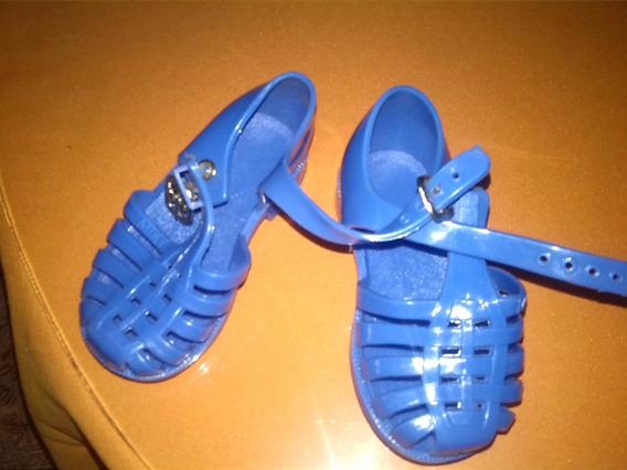 Chola Tuttifruti Talla 22-23 Azul