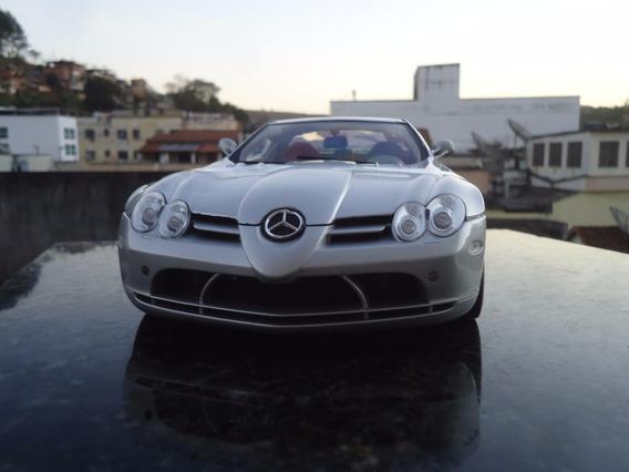 Miniatura De Veículo Mercedes Benz Slr Mclaren Escala 1:12