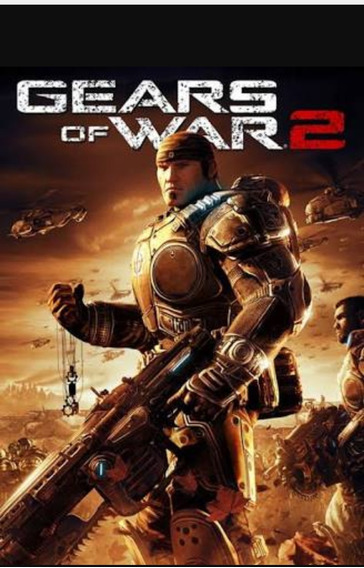 Bundle Gears Of War 1 E 2 Codigo 25 Digitos