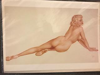 Alberto Vargas Pin-up Art Postcards (15 Postales)