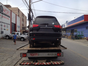 Sucata Mitsubishi Pajero Dakar Peças Motor Cambio Lataria