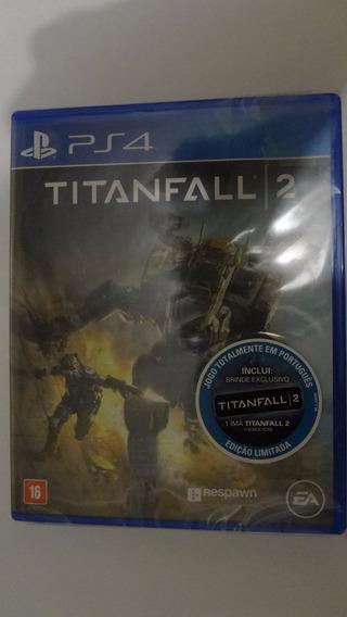 Titanfall 2 Ps4 Física - Novo E Lacrado