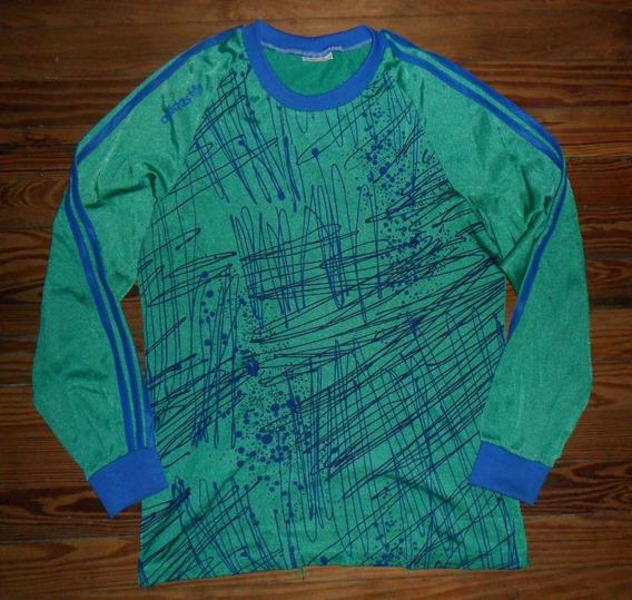 Antiguo Buzo Arquero adidas 1991 * Casacas Clásicas