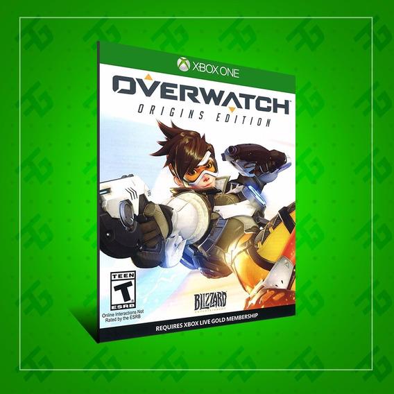 Overwatch - Mídia Digital - Xbox One