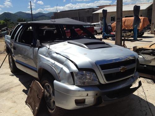Sucata De Chevrolet S10 2.8 Diesel Eletronica Peças Motor