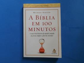 A Bíblia Em 100 Minutos / Livro De Bolso