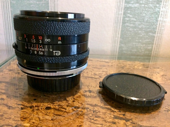 Lente Tamron F=28mm 1:2.8 Para Minolta Revisada Excelente