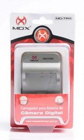 Carregador Para Baterias Mox Mo-trg Sony G Bg1 Fg1 Autostop