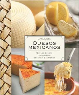 Libro Quesos Mexicanos (empastado) *sk