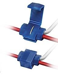 Conector Derivação Azul / Emenda Cabos 1,5mm - 2,5mm 500 Pçs
