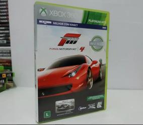 Forza 4 Originais Para Xbox 360 2 Dvds
