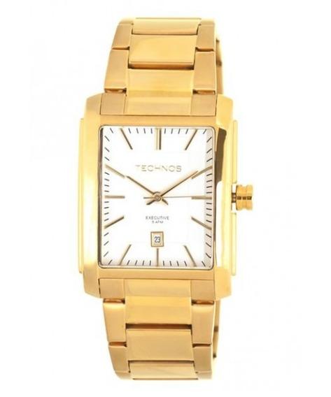 Relógio Masculino Technos Casual 2115tq4k Novo