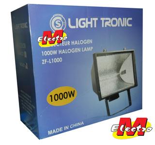 Reflector Cuarzo 1000w Metal Fundicion Tbcin Electro Medina