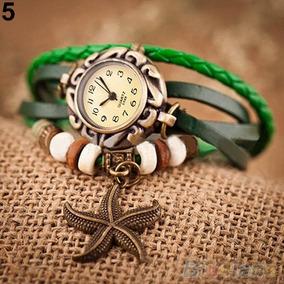 Relógio Menina Verde