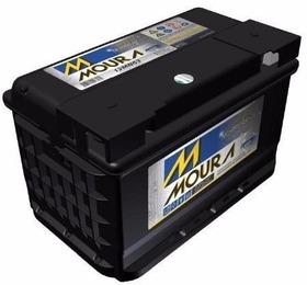 Bateria Moura Estacionária Clean 63ah Para Som Automotivo