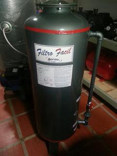 Filtro Fácil Mardal Para 1000 L/h Fcm-100 Con Sus Elementos