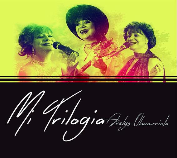Cd Música Bolero,tango Llanera Mi Trilogía (digital)