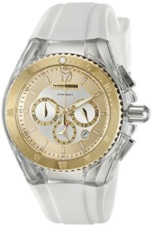 Reloj Technomarine Tm115172 Cruise Pearl Mujer Acero Inoxida