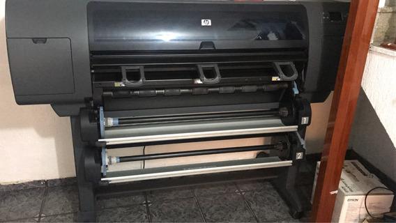 Impressora Plotter Hp 4500 Usada