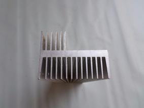 Dissipador De Aluminio 27x8x5x3 Cm