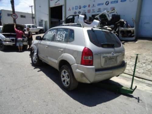 Sucata Hyundai Tucson Gls Gasolina 2.0 Peças Motor Lataria