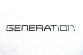 W461 Adesivo Generation Golf Original Vw //
