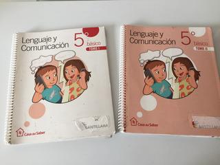 Lenguaje Y Comunicacion Casa Del Saber 3ero