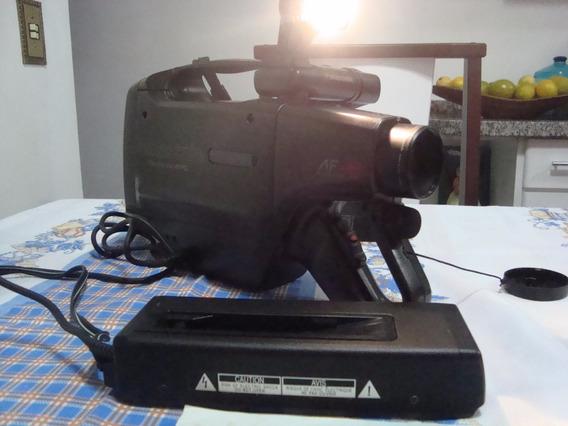 Filmadora Panasonic Omnimovie Vhs Pv-704