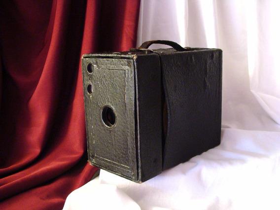 1910-1920´s Kodak Brownie, Antigua Camara De Caja. C/detalle