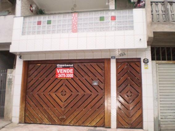 Sobrado - Jardim Santa Cecilia - Ref: 11165 - V-11165