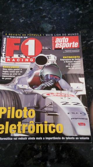F1 Racing Suplemento N429 Fevereiro 2001