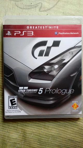 Gran Turismo 5 Prologue Frete Gratis Brasil Via Cr - Ps3