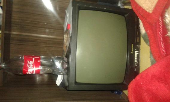 Tv Mitsubshi Funciona Bem So Da Pra Asistir Tv
