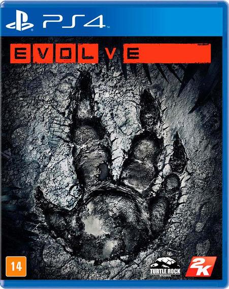 Evolve - Playstation 4 - S. G.