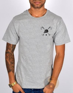 Camisa Polo Play Masculina 100% Algodão Basica