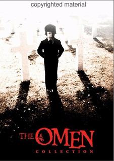 Dvd Omen Collection / La Profecia Coleccion Incluye 5 Films