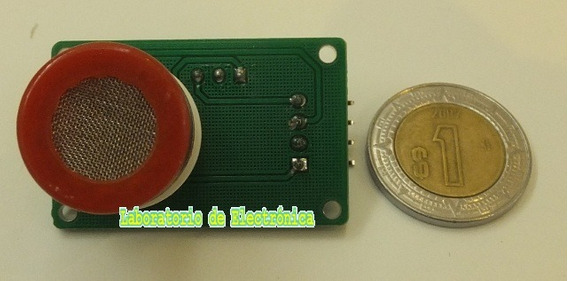 Módulo Detector De Monóxido De Carbono (sensor Co) Mq-7