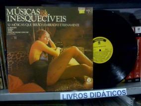 Lp - Lplv0003 - Músicas Inesquecíveis - 1972 - Vol. 1