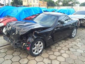Sucata Mercedes Slk 230 97 Peças