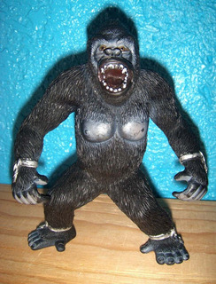King Kong Vintage Mask He-man Marvel Tmnt Gi-joe Thundercat