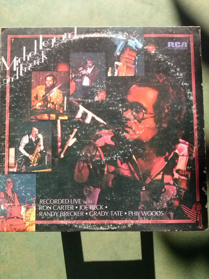 Michel Legrand Recorded Live At Jimmys