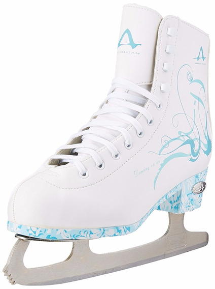 Patines Hielo American Athletic Shoe 53206 Sumilon Num 23 Mx