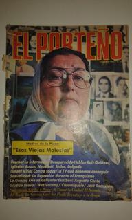Revista El Porteño 22 Oct.1983 Hebe Bonafini Cerdos Y Peces