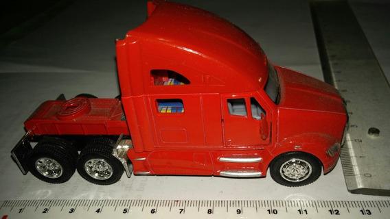 Miniatura De Caminhão Kenworth T700 Escala 1:68