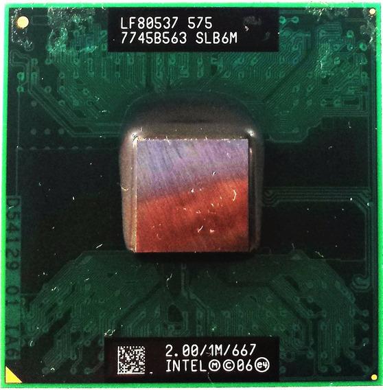 Processador Intel Celeron 575 Slb6m 1m 2.00 Ghz 667 Mhz