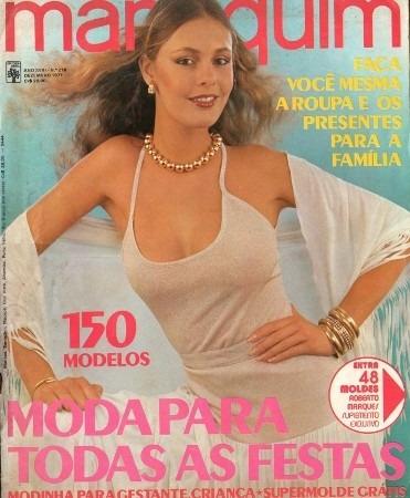 Manequim 1977 Monica Rondon Fatiminha Xuca Rebibout Vivien