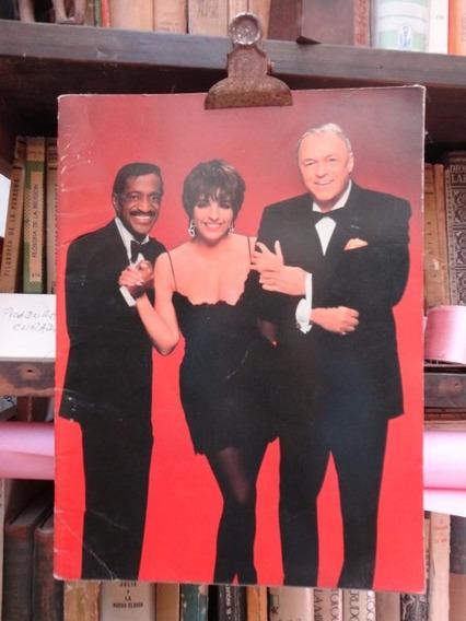 Frank, Liza & Sammy Publicidad Original.